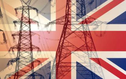 UK's coal, wind, solar and hydro output fell in 2016