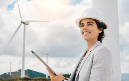 New campaign to encourage more women in wind