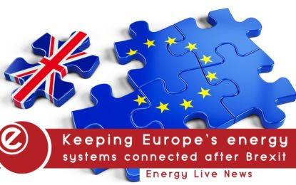 'Keeping Europe's energy systems connected is fundamental'