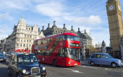 London ranked second for greener transport transition