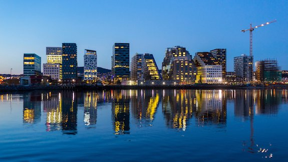 Oslo, Norway. Image: Shutterstock