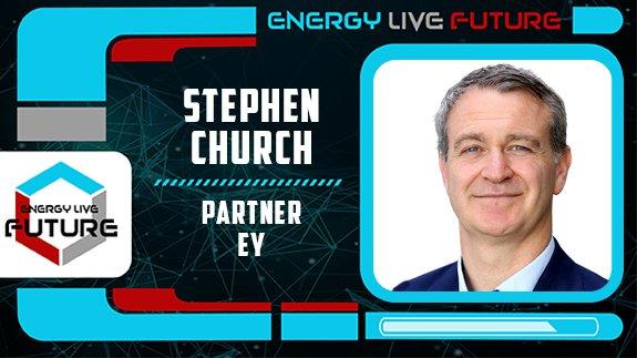 SPEAKER IMAGE STEPHEN CHURCH