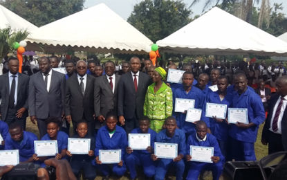 New energy training centre opened in Ivory Coast