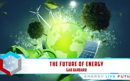 The future of energy with Gab Barbaro