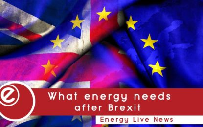 'Post-Brexit UK will become net importer of energy'