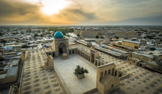 Bukhara, Uzbekistan. Image: Shutterstock