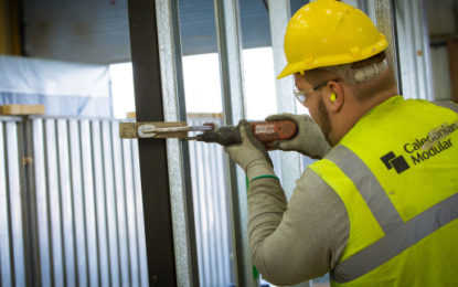 Modular housing contract worth £50m for Hinkley Point C builders