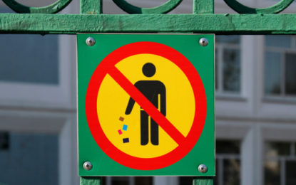 Online tool launched to bin Scottish litter