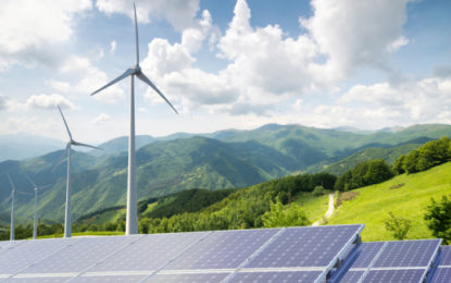 European demand for green power soars 39%