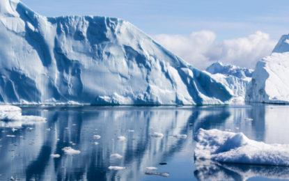 Arctic warmest it has ever been between 2011 and 2015