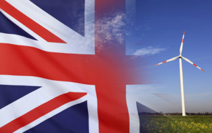 UK's global renewable exports on the up