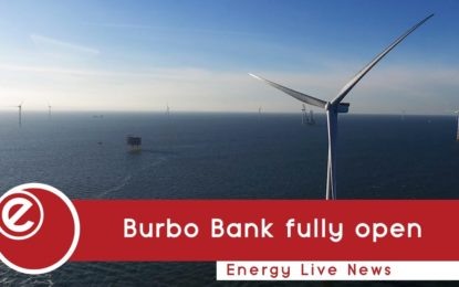 DONG opens Burbo Bank Extension wind farm