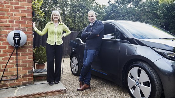 Co-founders Jan Stannard and Jeremy Coulter. Image: Chargie