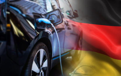 Germany sees record EV growth in Q1 2017