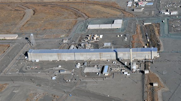 The Plutonium Uranium Extraction Facility. Image: Hanford Joint Information Centre