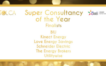 TELCA: Super Consultancy of the Year finalists