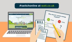 Switching your business utilities online: a step-by-step guide