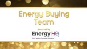 Energy Buying Team