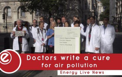 The right prescription for air pollution