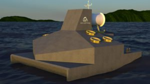 'Artifical blowhole' could make waves in marine energy