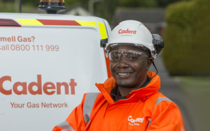Cadent new name for National Grid Gas Distribution