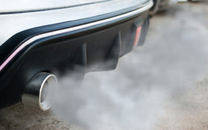 Northern regions 'breaching air quality limits by 150%'