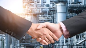 UK oil and gas sees £4.6bn of deals in first half of 2017