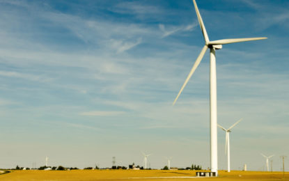 European wind investments rose to €43bn last year