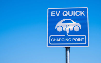 New partnership to drive rapid EV charge points in UK