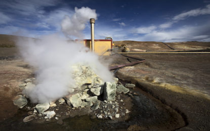 Mexico grants geothermal licenses to French, Icelandic firms