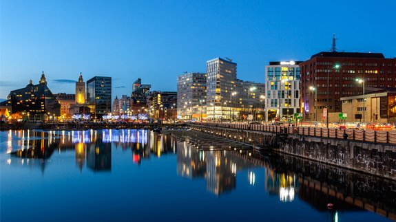 Liverpool is one of the city regions electing a metro mayor day. Image: Shutterstock