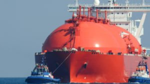 French and US utilities team up to sell LNG