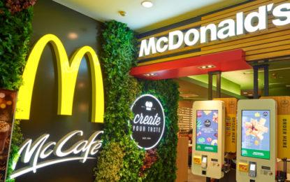 I'm Lovin' It! McDonald's in green supply chain push