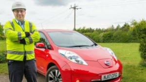 Nissan-Northern Powergrid aim to drive innovation