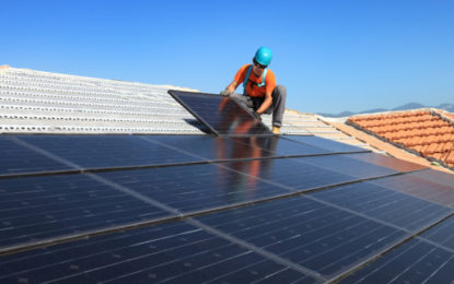 Nearly 10m people worked in renewables in 2016