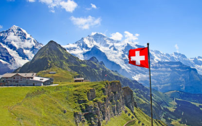 Switzerland votes nuclear out, renewables in