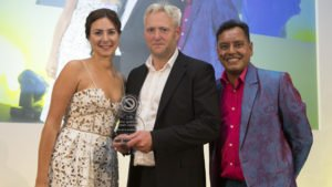 Alistair Coar named Sales Professional of the Year