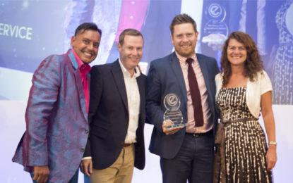 Ameresco wins Best Customer Service award