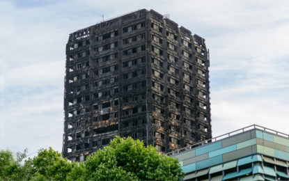 Grenfell fire: Energy and water suppliers pledge support