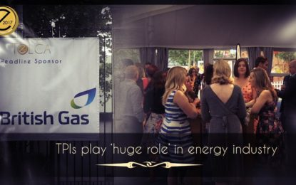 TPIs play 'huge role' in energy industry