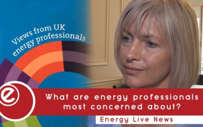 Energy professionals want 'predictable, no-surprises policy environment'