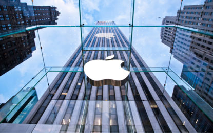 Apple issues $1bn green bond for clean energy