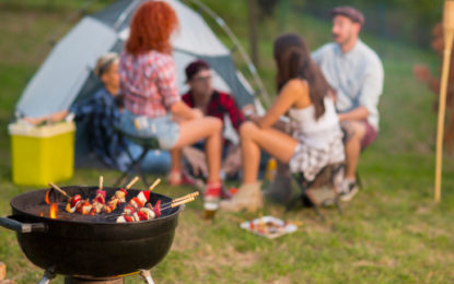 Glasto fans get in-tents poisoning warning