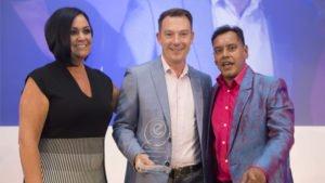 BAS Energy's Chris Shaw named Inspirational Leader