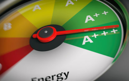 Confidence in energy efficiency is up and rising