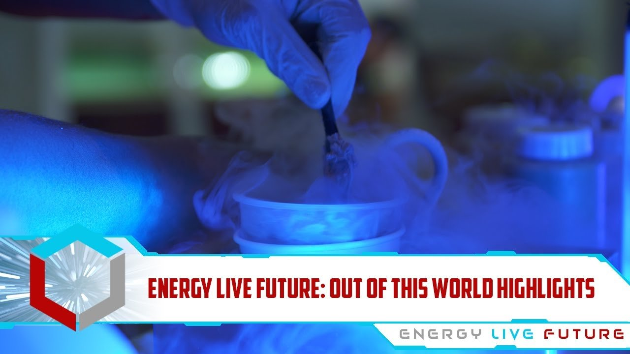 Energy Live Future: Out of this world highlights