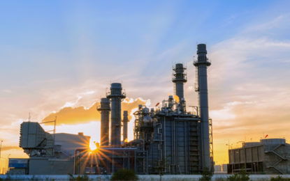 Gas accounted for 45% of production over winter