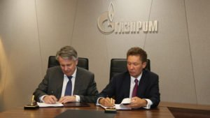 Gazprom-Shell joint venture for Baltic LNG plant