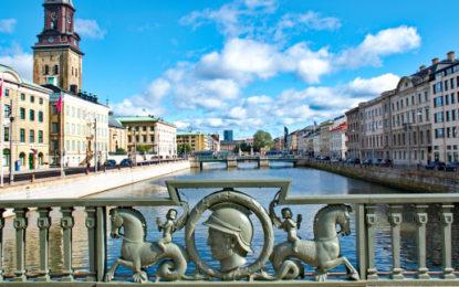 Gothenburg's green bond gets 67% score