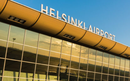 Solar energy takes off at Helsinki Airport